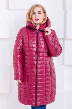 Куртка зимняя Флави марсала