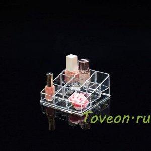 Акриловый органайзер для косметики SF-1033_(6001)