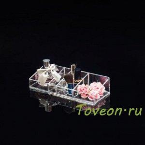 Акриловый органайзер для косметики SF-1067