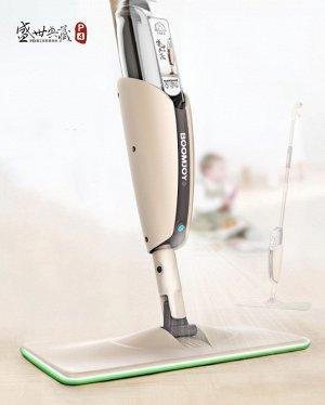 Швабра с распылителем и пульверизатором для влажной уборки JY8687