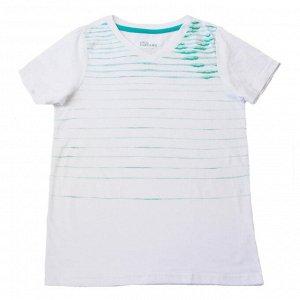 Детская футболка Epic Threads. Демисезонная модель для мальчиков и девочек. Веселенький дизайн, натуральный хлопок, приятный цвет и ГОРЯЧАЯ ЦЕНА! Успей купить, пока размеры не разобрали Тр391 ОСТАТКИ