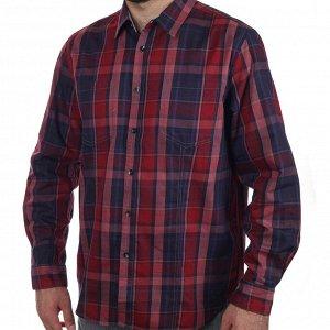 Только из ШОУРУМА BPC collection! Красная мужская рубашка в клетку – символ целого гранж поколения №136