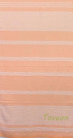 """Банное полотенце для пляжа и спортзала """"""""полосы"""""""" 70х140 см,"""