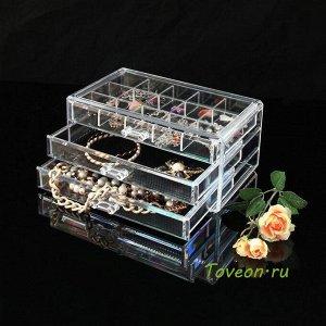 акриловый органайзер для косметики SF-1005-7