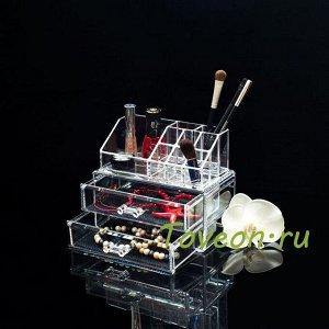 Акриловый органайзер для косметики SF-1063