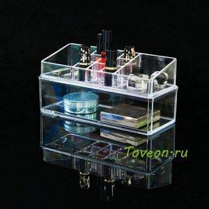Акриловый органайзер для косметики SF-1069