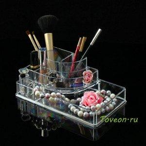 Акриловый органайзер для косметики SF-1118_(6109)