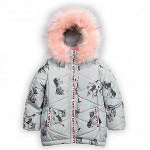 GZWL3077 куртка для девочек (1 шт в кор.)