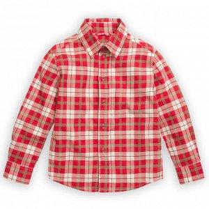 BWCJ3075 сорочка верхняя для мальчиков