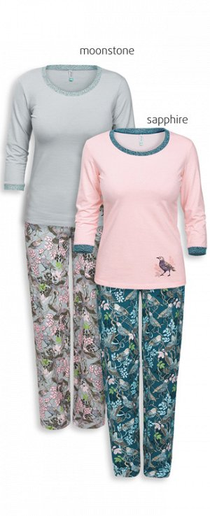 Пижама женская PELICAN розовый верх