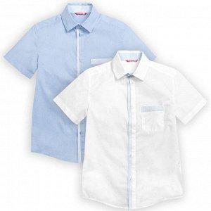 Сорочка верхняя для мальчиков (1 шт в кор.)
