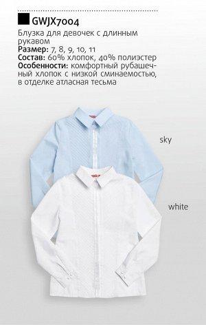 GWJX7004 блузка для девочек