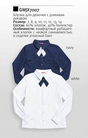 GWJX7007 блузка для девочек
