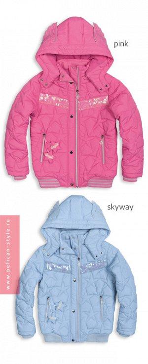 GZWL484 куртка для девочек