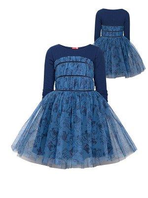 GDJ3006 платье для девочек