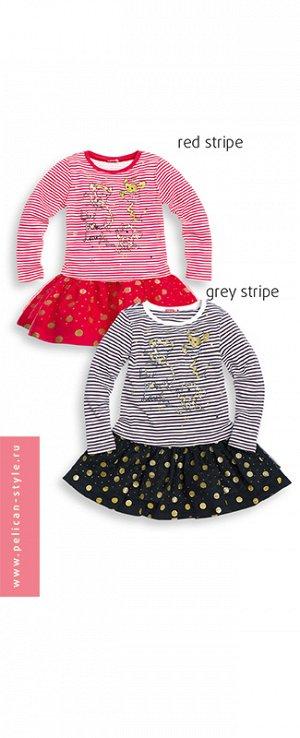 GDJ383 платье для девочек