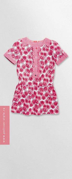 GWDJ374/1 платье для девочек