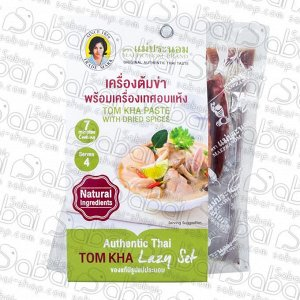 """Набор специй для приготовления супа Том Кха  """"Maepranom """"  105гр"""