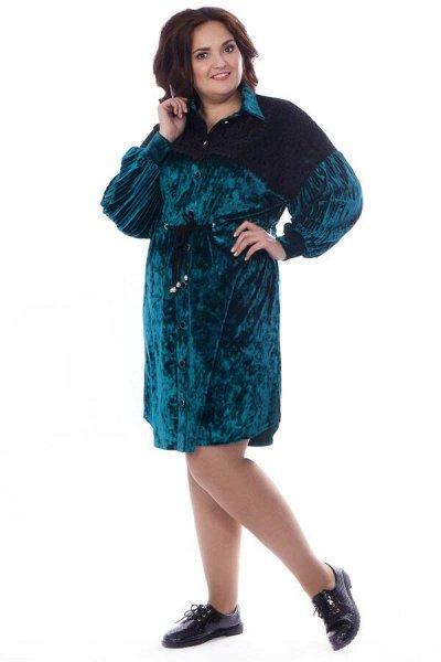 ВИЗЕЛЛ - платья блузы, юбки на все времена! до 62 размера — Платья-рубашки — Платья