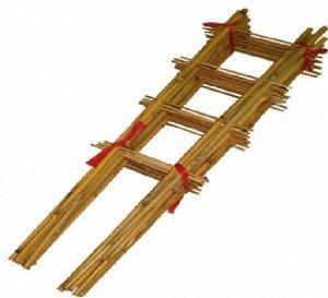 Решетка для вьюнов бамбуковая 45см (-2-)