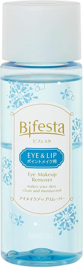 BIFESTA Eye&Lip Makeup Remover - средство для снятия макияжа