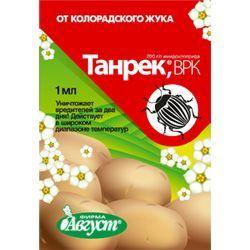 Х Танрек 1мл колор жук, вредители овощей и цветов 1/50/700