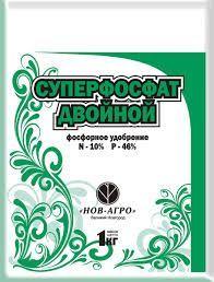 УД Суперфосфат двойной азотосодержащий 1кг НА 1/30