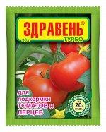 Здравень ТУРБО томат перец 30гр 1/150