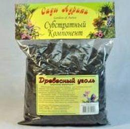 Древесный уголь фракция 0,5л Аур 1/25