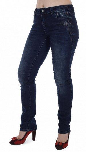 Женские классические джинсы от модного бренда L.M.V. – прямой крой останется актуальным ВСЕГДА! №253 ОСТАТКИ СЛАДКИ!!!!