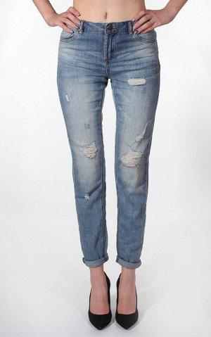 Топовая модель состаренных джинсов от Vila® (Дания) Твой модный европейский гардероб! №215 ОСТАТКИ СЛАДКИ!!!!