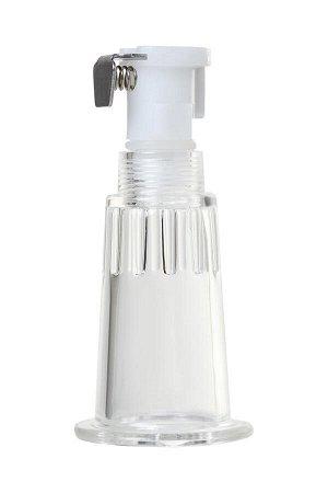 Помпа для сосков SAIZ Basic, силикон+ABS пластик, чёрный, 69 см