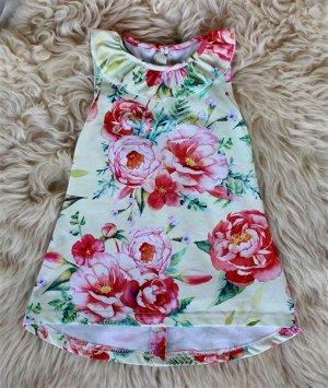 ПЛ11-К Платье летнее «Розы»