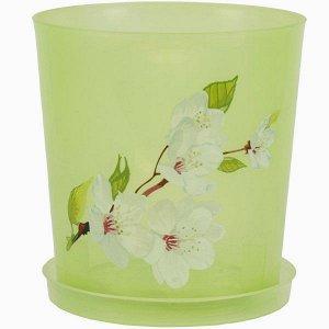 Горшок для орхидей 3,5л с/п ЮП