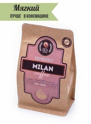 """Кофе. """"Милан"""" эспрессо-смесь, 500г"""