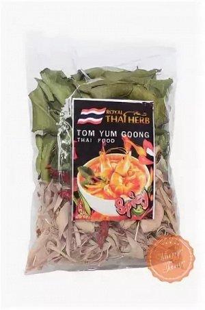 Набор ингредиентов для тайского супа Том Ям