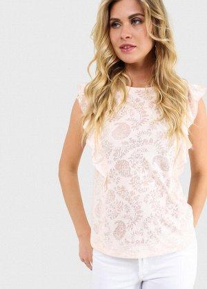 Женская блузка-кофточка-футболка