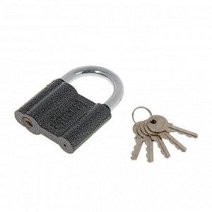 "Замок навесной ""АЛЛЮР"" ВС1Ч-480, дужка d=11 мм, 5 ключей"