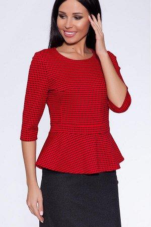#21395 Блузка (Filgrand) Красный