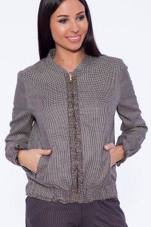 #37731 Куртка Коричневый