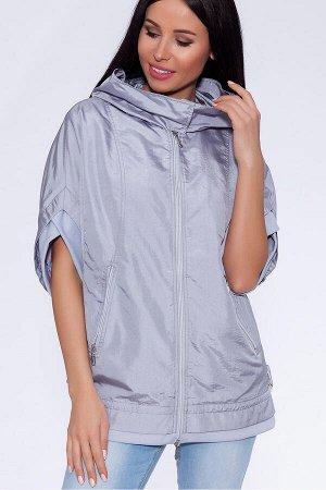 #22331 Куртка Серо-голубой