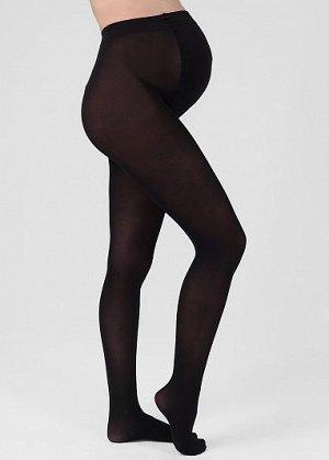 Колготки для беременных Microfibra 80 den черные