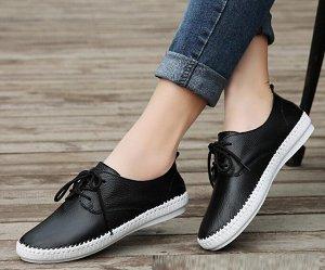 Ботинки Натуральная кожа. Маломерка на размер!