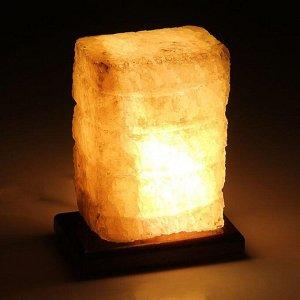 """Соляная лампа """"Пагода"""" 15 см, 1-2 кг"""