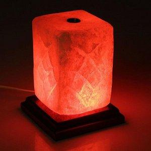 "Соляная лампа ""Китайский фонарик арома"", 14 х 14 х 17,5 см, 2-3 кг"