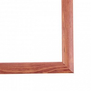 Рама для картин (зеркал) 30 х 40 х 2.6 см. дерево. Berta орех
