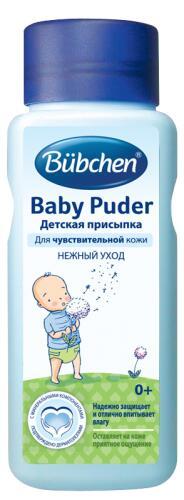 Bubchen Детская присыпка 100 г.