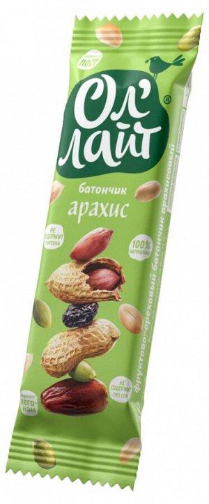 Фруктово-ореховый батончик «Ол'лайт®» арт.12
