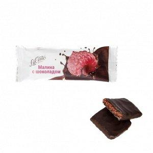 """Батончик """"La Conte de fess"""" «Малина с шоколадом»"""