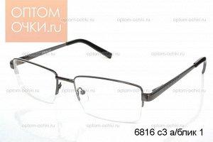 Корригирующие очки левый -1 правый -2